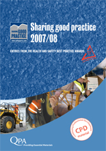 2007/2008 Sharing Good Practice Guide cover